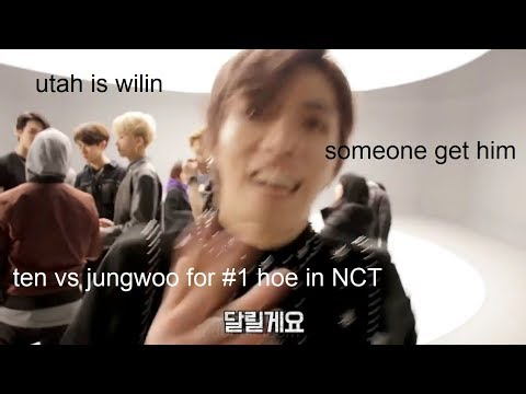 things you didn't notice/crack in NCT Black on Black Behind the Scenes