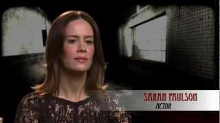Sarah Paulson -- AMERICAN HORROR STORY: ASYLUM  -- The MediaJor Interview