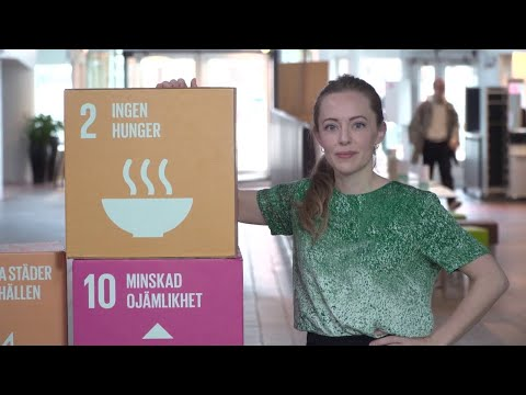 Hållbarhetsmål 2: Ingen hunger
