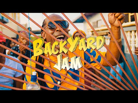 "Farmer Nappy: ""Backyard Jam"""