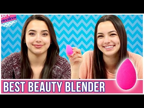 BEST BEAUTY BLENDER DUPES?! | Dupe Detectives w/ the Merrell Twins