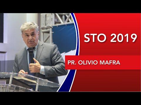 Seminário teológico para obreiros - Pr. Olivio Mafra - P1 - Comunicação - 20 09 2019