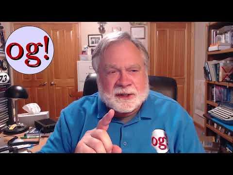 KE0OG Dave Casler Live Stream 1 Oct 2020