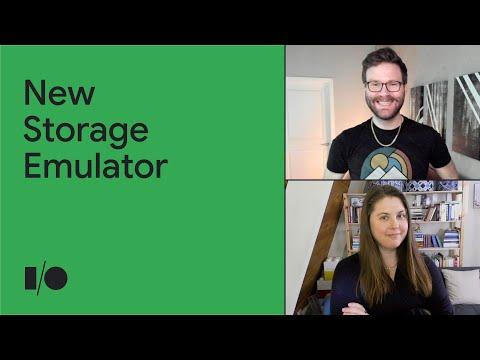 Local development using the new Storage Emulator
