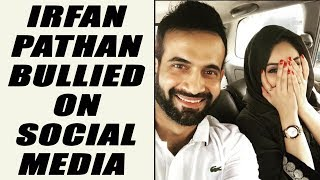 Irfan Pathan trolled for posting wife's unislamic pic on s..