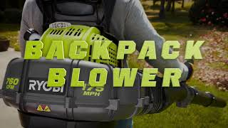 Video: 2 Cycle 760 CFM Backpack Blower