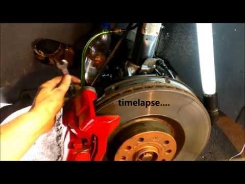 Bremsfl ssigkeit selbst wechseln bremse entl ften brake for Mercedes benz sensotronic brake control sbc