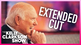 Terry Bradshaw's Painful Back Waxing Experience | Extended Cut