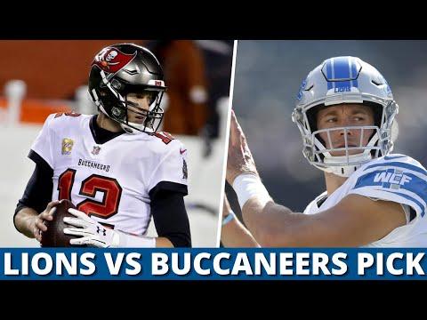 Tampa Bay Buccaneers at Detroit Lions Prediction | NFL Dec 26th 1:00pmET