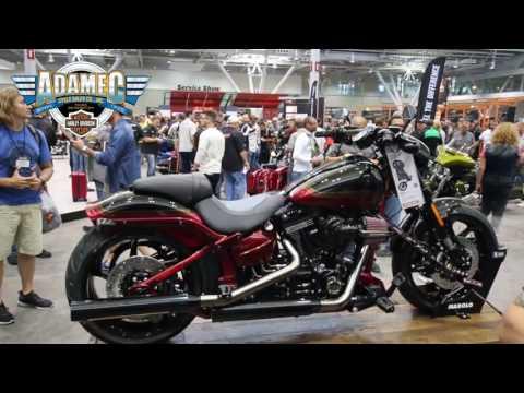 Harley Annual Dealer Meeting 2016