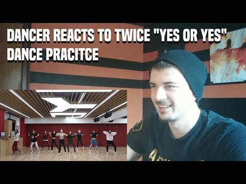 DANCER REACTS TO TWICE