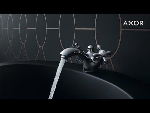 AXOR Carlton | Ностальгические смесители для ванной