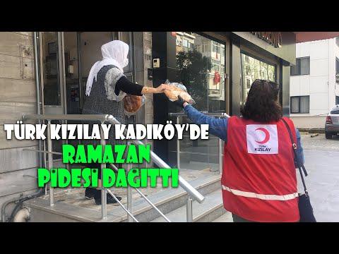 Türk Kızılay Vatandaşlara 10 Bin Adet Ramazan Pidesi İkramında Bulundu