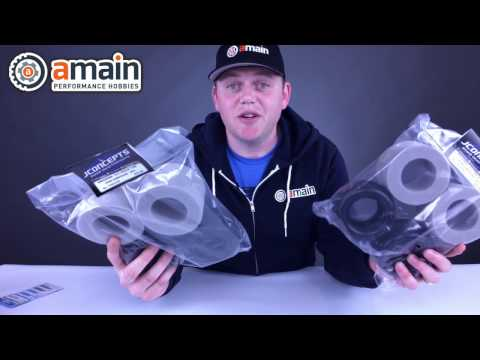 What's New - Fioroni Quattro Clutch, PSM Shims & JConcepts Carpet Tires