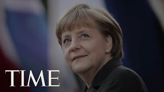 Angela Merkel is TIME's 2015 Person Of The Year   TIME
