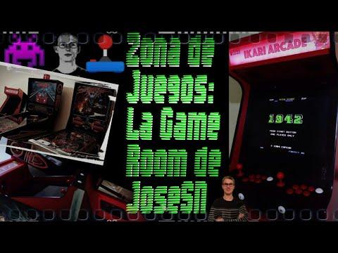 Zona de Juegos: La Game Room de JoseSN
