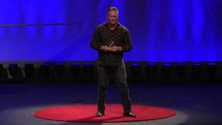 The Paradox of Violence   Tim Larkin   TEDxGrandForks