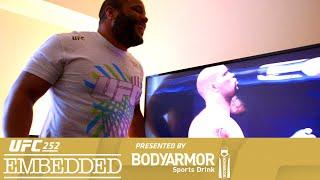 UFC 252 Embedded: Vlog Series - Episode 3