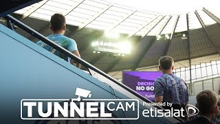 TUNNEL CAM | Man City 2-2 Tottenham | Sterling, Aguero, Lamela, Moura