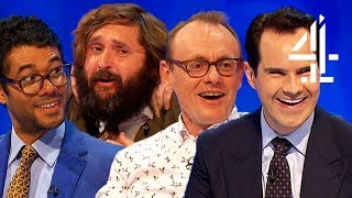 The FUNNIEST Moments from Series 19! | 8 Out of 10 Cats Does Countdown | Part 1