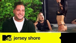 Ronnie's Hot Tub Meltdown | Jersey Shore Family Vacation