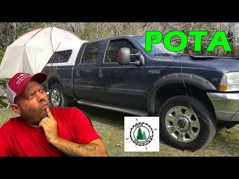 Overlanding Products Review - Camping and Parks on the Air (POTA)