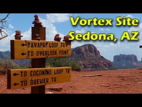 3D Vortex site in Sedona - 'Our Next Adventure' Travel Show by AdventureArt