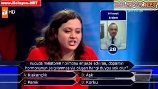 Kim milyoner olmak ister 279. bölüm 30.10.2013 Gökçe Karaman