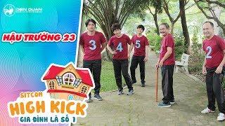 Gia đình là số 1 sitcom | hậu trường 23: Tiến Luật cực nhây khiến Quang Tuấn, Phát La cười rụng rời