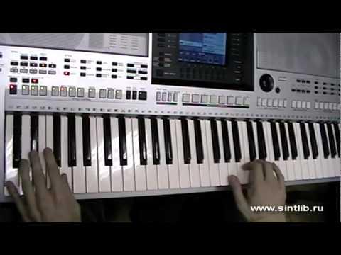 Wawa - Jukebox игра на синтезаторе