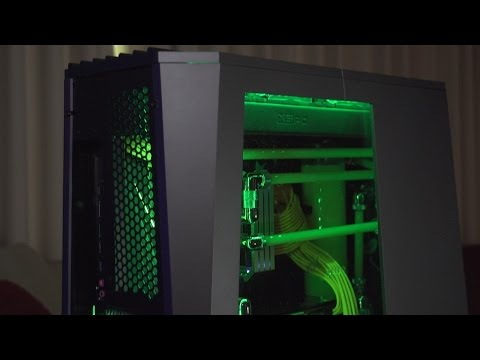 First-Look: An Epic Custom PC for $1500 (Digital Storm's Modena) - CES 2017