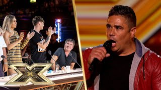 Three FRIENDS prove Simon WRONG in this powerful operatic audition!   The X Factor UK