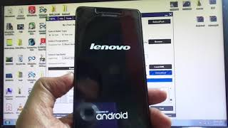 Lenovo A6000 Software Flashing With QFIL Qualcomm Flash Tool