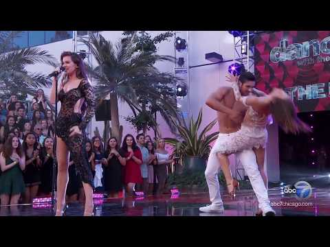 Hailee Steinfeld - Starving (Dancing With The Stars 5.23.2017)