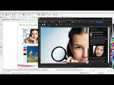 CorelDRAW Graphics Suite X8 - Presentación de Lanzamiento en Español ...
