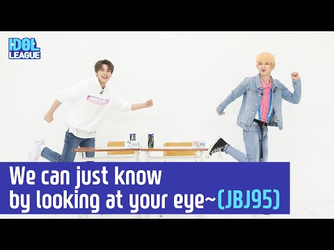 (ENG SUB) JBJ95 We can just know by looking at your eye~ - (5/5) [IDOL LEAGUE]