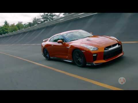 2017 Nissan GT-R | First Drive Review | Autotrader