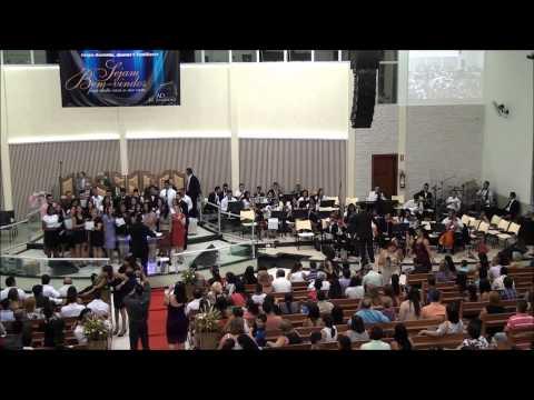 Baixar EU ME RENDO (RENASCER PRAISE) - Orquestra Essência da Paz e Coral Jovem