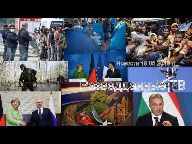 Сергей Будков. Разбор разведданных, 19.05.18