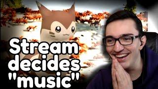 "Stream picks the ""Music"""