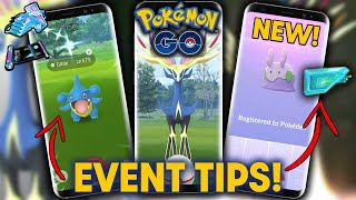 BEST EVENT EVER! LUMINOUS X EVENT DETAILS & TIPS in POKEMON GO | NEW POKEMON, SHINY GIBLE & 3X XP