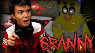 FIVE NIGHTS AT GRANNY | GRANNY (FNAF MOD) - Ending