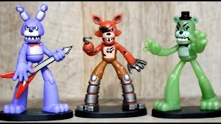 FNaF Funko Hero World Vinyl Collectible Figures Review