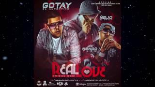 Gotay - Real Love (Remix) ft. Ñejo & Ñengo Flow (Official Audio)