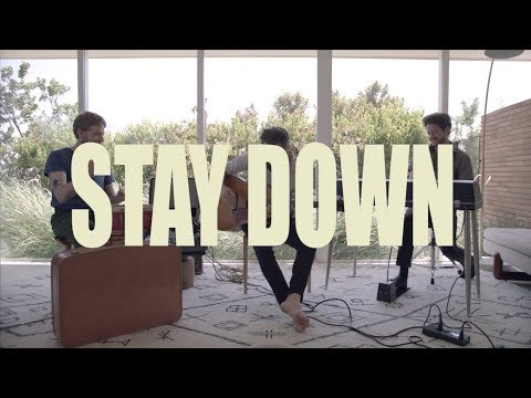 Dawes - Stay Down (Poolside Session)
