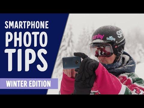 13 talvista vinkkiä älypuhelimella kuvaamiseen