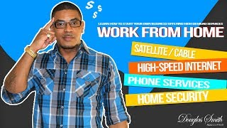 How To Sell Cable TV and Internet Service From Home