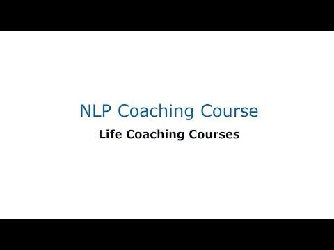 NLP coaching course