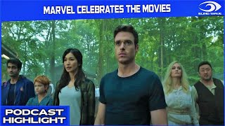 Marvel Studios Celebrates The Movies REACTION!!