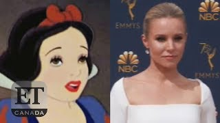 Kristen Bell: 'Snow White' Sends Wrong Message To Kids
